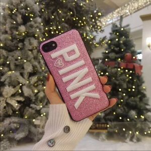 iPhone 8 Plus Pink Phone Case